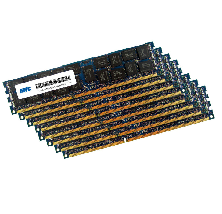 OWC 16GB Matched Memory Upgrade Kit (8 x 2GB) 1333MHz PC3-10600 DDR3 ECC SDRAM