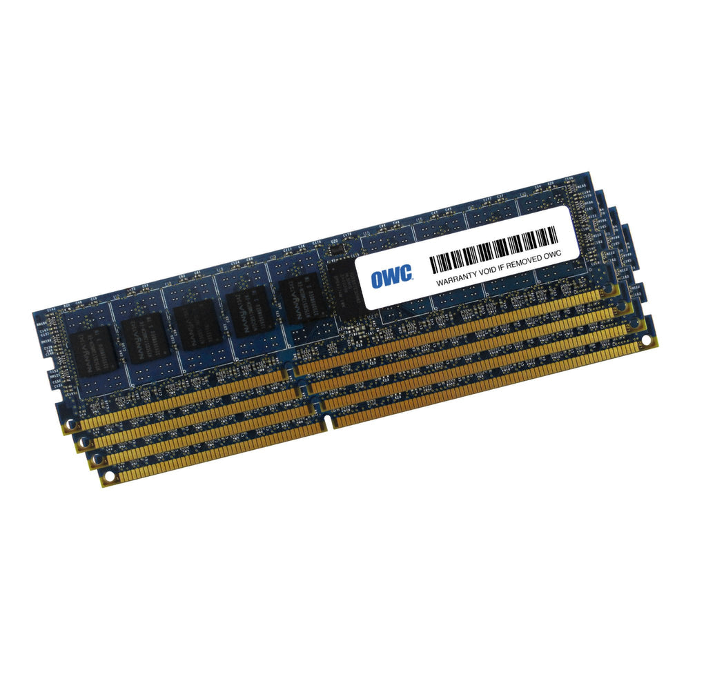 OWC 32GB Matched Memory Upgrade Kit (4 x 8GB) 1333MHz PC3-10600 DDR3 ECC SDRAM