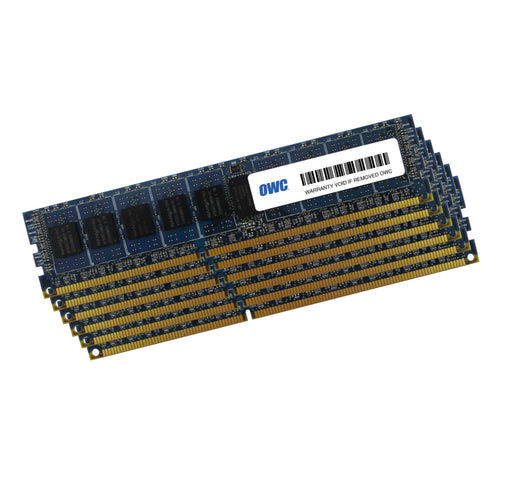 OWC 48GB Matched Memory Upgrade Kit (6 x 8GB) 1333MHz PC3-10600 DDR3 ECC SDRAM