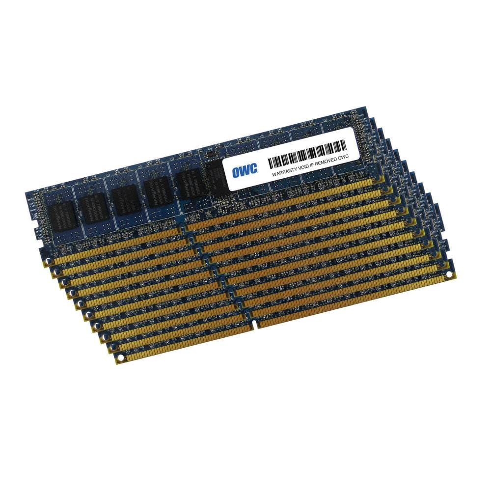 OWC 64GB Matched Memory Upgrade Kit (8 x 8GB) 1333MHz PC3-10600 DDR3 ECC SDRAM
