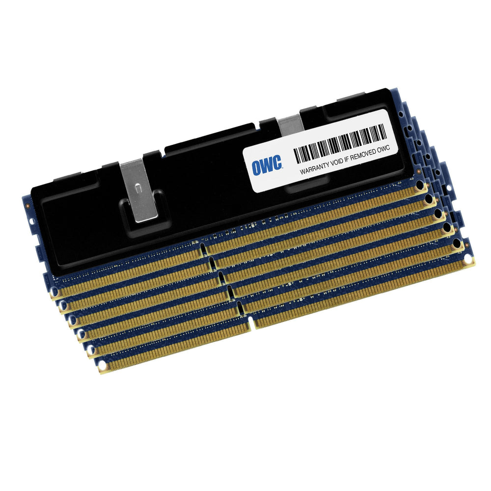 OWC 96GB Matched Memory Upgrade Kit (6 x 16GB) 1333MHz PC3-10600 DDR3 ECC-R SDRAM