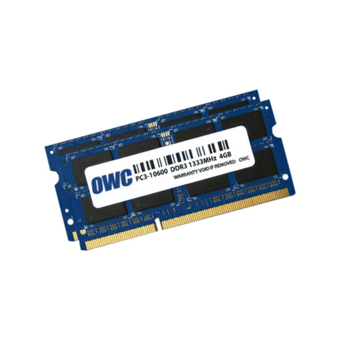 "64GB OWC Matched Memory Upgrade Kit (2 x 32GB) 22666MHZ PC4-21300 DDR4 SO-DIMM with Adhesive Strips Only (for 2019 iMac 21.5"")"