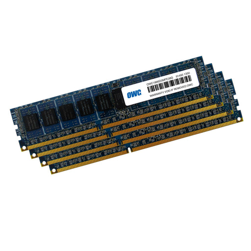 OWC 32GB Matched Memory Upgrade Kit (4 x 8GB) 1866MHz PC3-14900 DDR3 ECC Non-Registered SDRAM