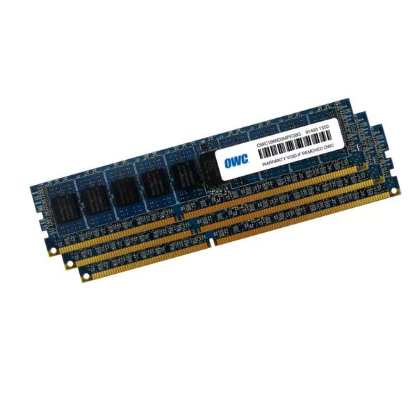 24GB OWC Matched Memory Upgrade Kit (3 x 8GB) 1866MHz PC3-14900 DDR3 ECC-R SDRAM