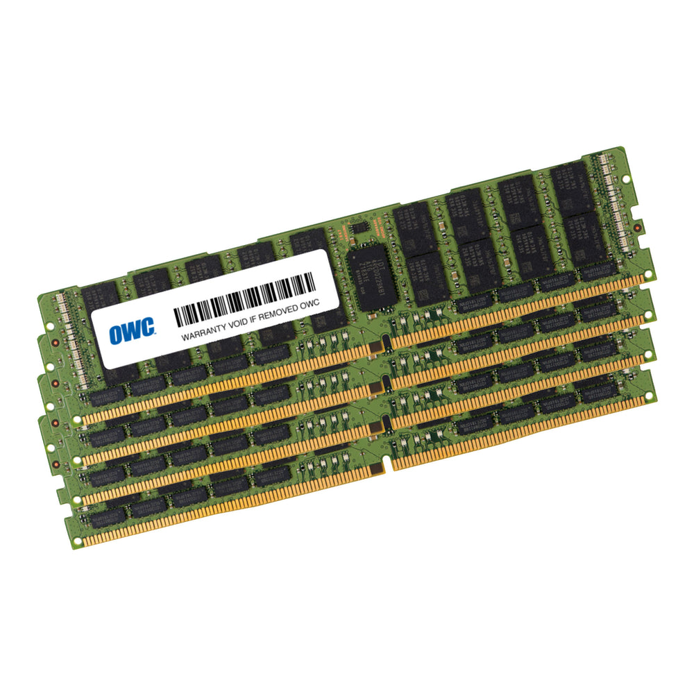 512GB OWC Matched Memory Upgrade Kit (4 x 128GB) 2933MHz PC23400 DDR4 LRDIMM (Load-Reduced)