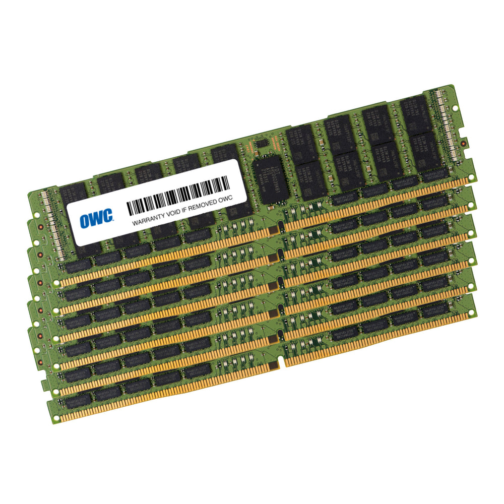 192GB OWC Matched Memory Upgrade Kit (6 x 32GB) 2933MHz PC23400 DDR4 RDIMM