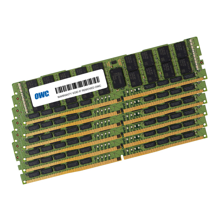 768GB OWC Matched Memory Upgrade Kit (6 x 128GB) 2933MHz PC23400 DDR4 LRDIMM (Load-Reduced)