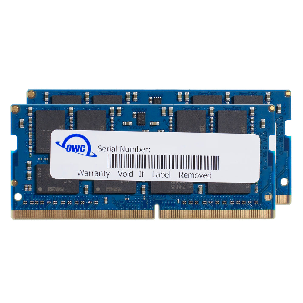 OWC 32GB Memory Upgrade Kit - (2 x 16GB) 2666MHZ PC4-21300 DDR4 SO-DIMM