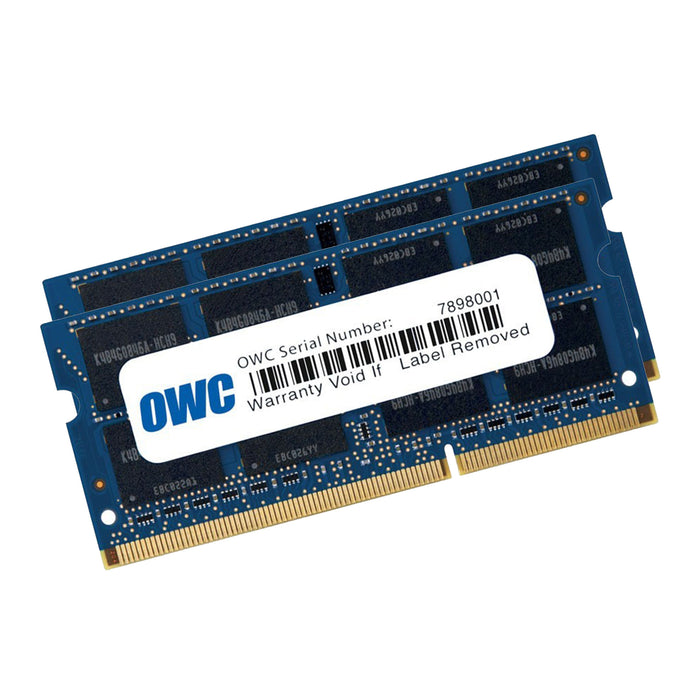 OWC 4GB Premium Grade Matched Memory CAS 4 Low-Layency (2 x 2GB) 667MHz PC2-5300 DDR2 SO-DIMM
