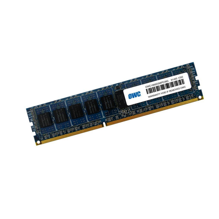 OWC 8GB Memory Module (1 x 8GB) 1066MHz PC3-8500 DDR3 ECC Non-Registered SDRAM