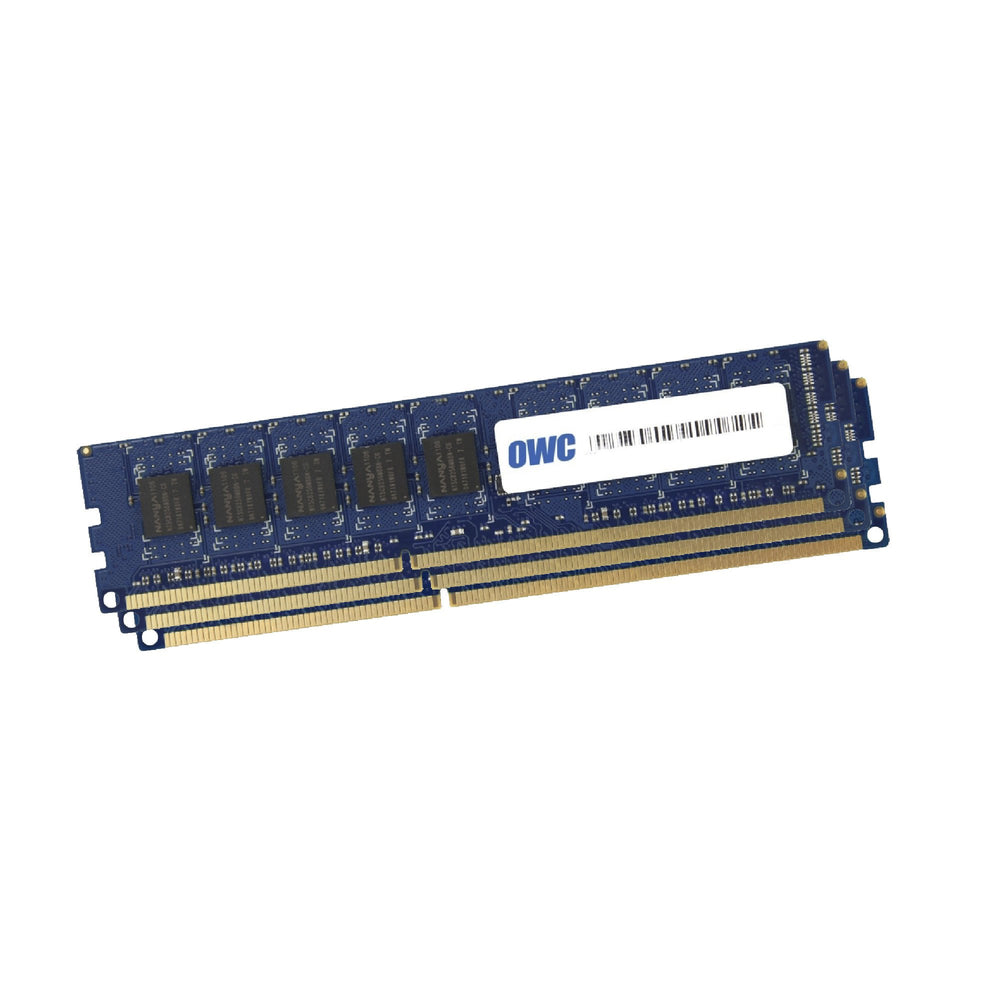 OWC 24GB Matched Memory Upgrade Kit (3 x 8GB) 1066MHz PC3-8500 DDR3 ECC SDRAM