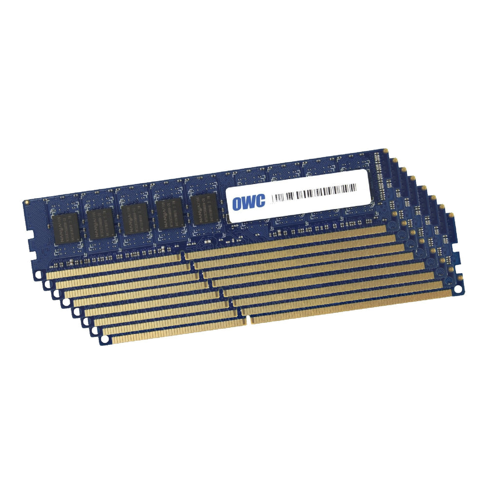OWC 64GB Matched Memory Upgrade Kit (8 x 8GB) 1066MHz PC3-8500 DDR3 ECC SDRAM