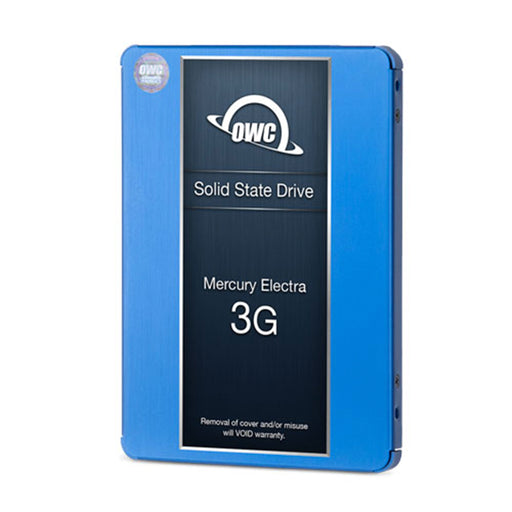 "OWC 1TB Mercury Electra 2.5"" SSD & NewerTech AdaptaDrive 3.5"" Drive Bay Adapter Bundle Kit"