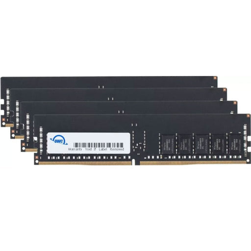 OWC 256GB Matched Memory Upgrade Kit (4 x 64GB) 2666MHZ DDR4 LRDIMM PC4-21300 (for iMac Pro)