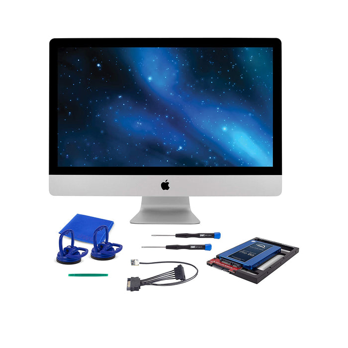 OWC 2TB 6G SSD and HDD DIY Bundle Kit (for all 2011 iMacs)
