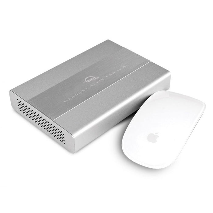 500GB OWC SSD Mercury Elite Pro mini Portable External Storage (USB 3.1 Gen 2 & eSATA)