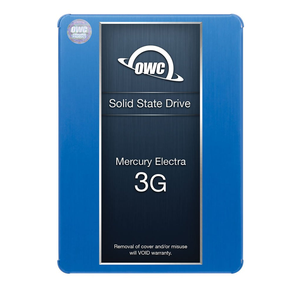 "OWC 250GB Mercury Electra 3Gb/s 2.5"" SSD"