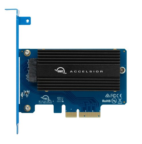OWC Accelsior 1A Apple Factory SSD to PCIe Adapter Card