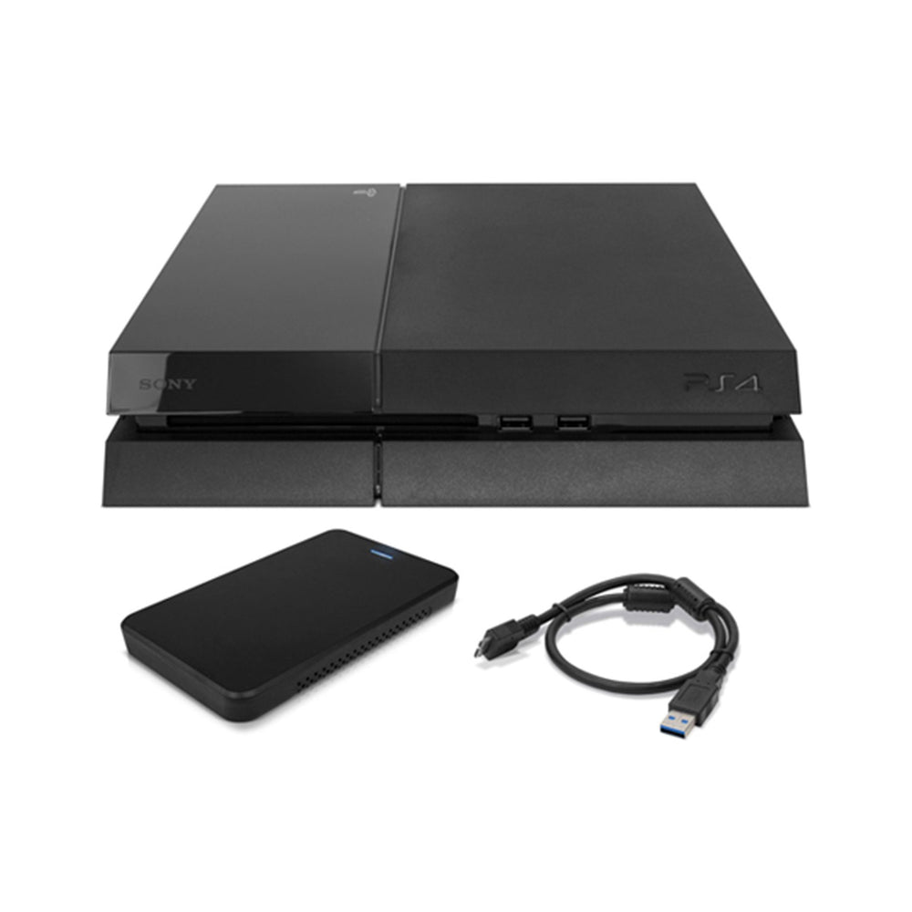 OWC 2TB Internal HDD Storage Drive Upgrade for Sony PlayStation 4: 2.0TB HDD w/ Flash Drive, Tool, & More