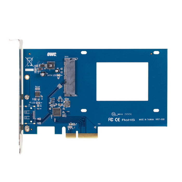 "OWC 2TB Mercury Electra 6Gb/s 2.5"" SSD & Accelsior S PCIe DIY Bundle Kit"