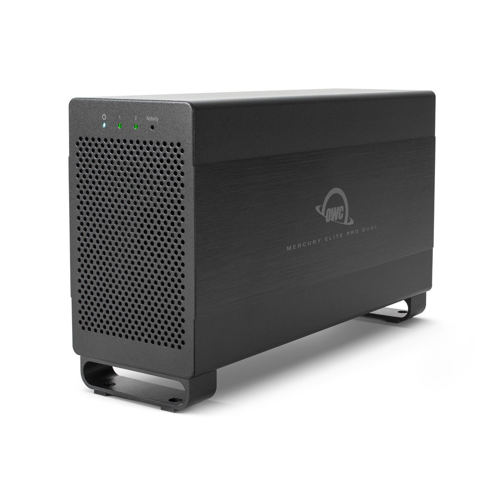 OWC 4TB HDD Mercury Elite Pro Dual Performance RAID Storage Solution (with Thunderbolt 2 and USB 3.1 ports)