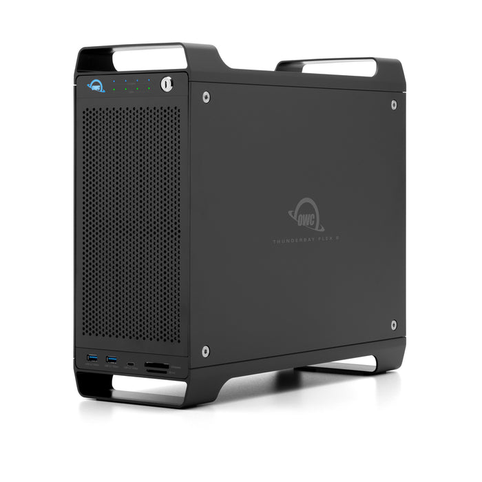 OWC ThunderBay Flex 8 Thunderbolt 3 Enclosure with 8 drive Bays
