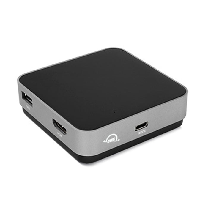 OWC USB-C Travel Dock - 100W - Space Grey