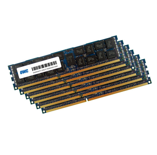 OWC 12GB Matched Memory Upgrade Kit (6 x 2GB) 1333MHz PC3-10600 DDR3 ECC SDRAM