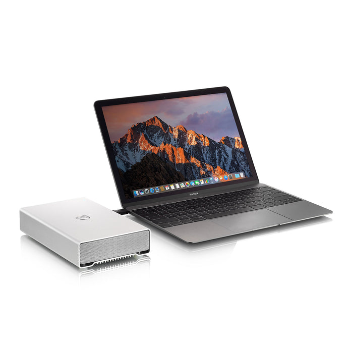 "AKiTiO SK-3501 U3.1 Portable Storage Enclosure for 3.5"" & 2.5"" Drives (USB-C, USB 3.1 Gen 2)"