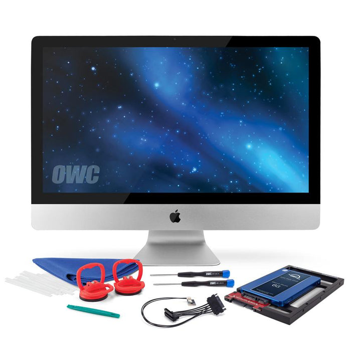 OWC DIY Bundle 2TB Pro 6G SSD and HDD Kit (for all 2011 iMacs)