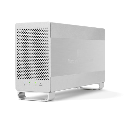 OWC Mercury Elite Pro Dual RAID Enclosure with USB 3.1 & eSATA ports