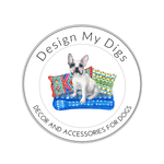 Design My Digs Logo - Decor and Accessories for dogs