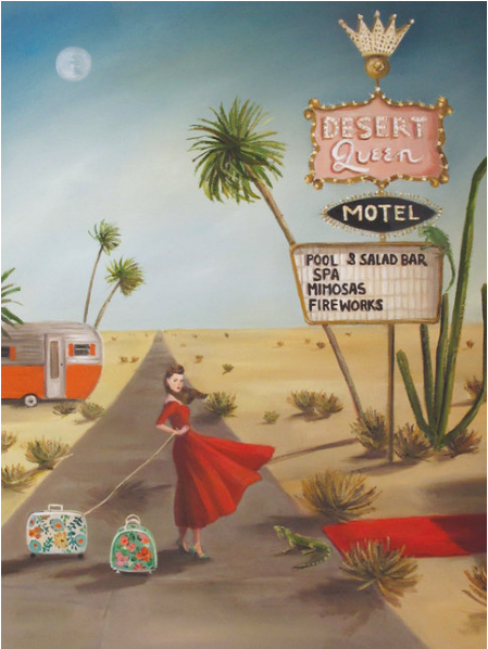Desert Queen Motel
