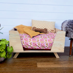 'Australian Wildflowers' Pet Cushion - PRE ORDER for January delivery