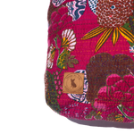 Kantha Quilt Pet Cushion - PRE ORDER for January delivery