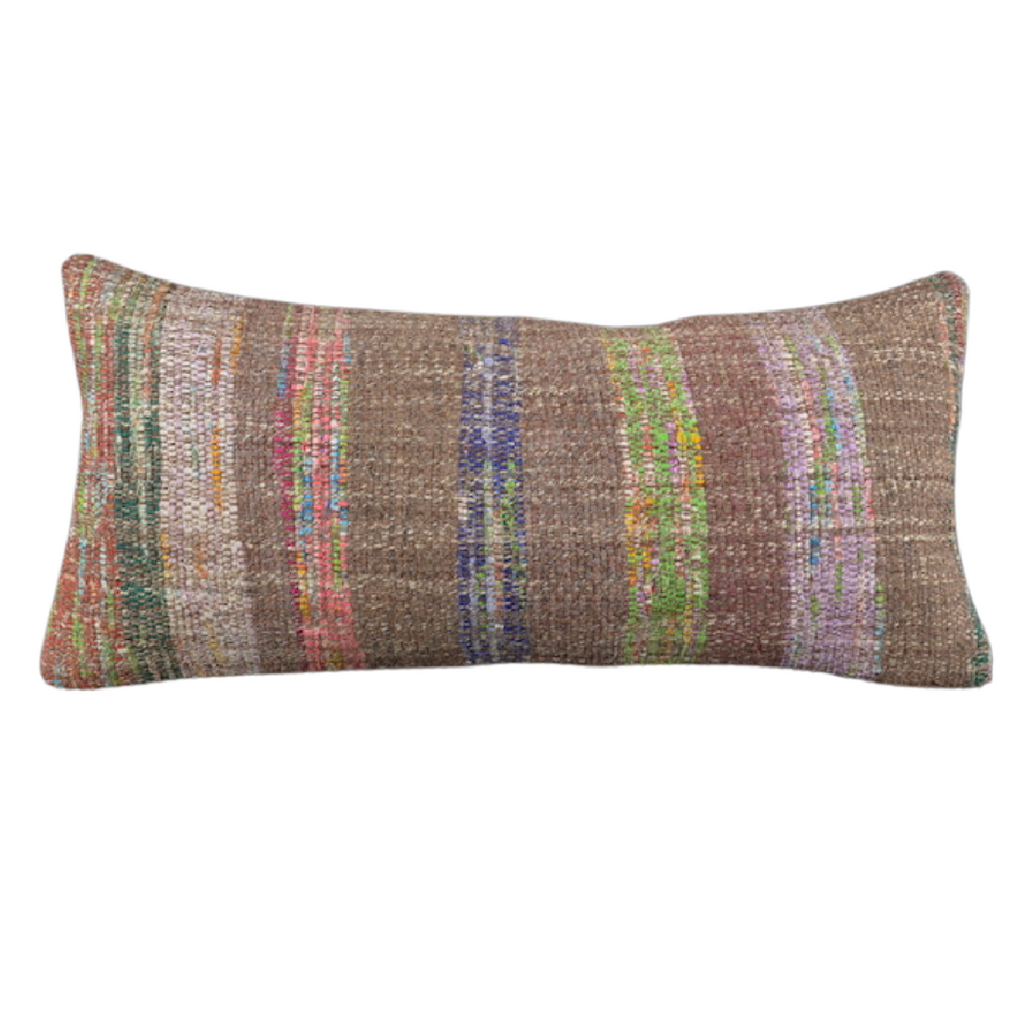 Dusty Hues Turkish Cushion - Medium