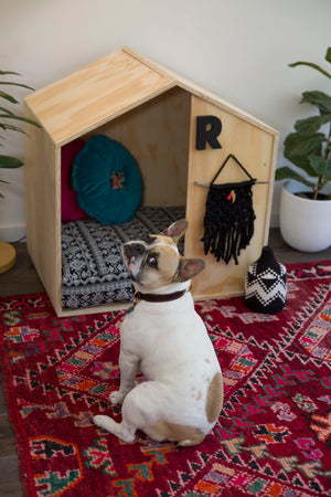 Wooden Dog House Australia - Stylish Pet Homes and Pet Beds Online