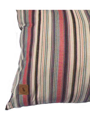 'Sing a Rainbow' Pet Cushion