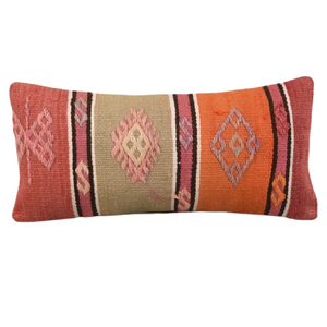 Colours of the Desert Turkish Cushion - Extra Small