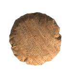 Circular Cork pillow