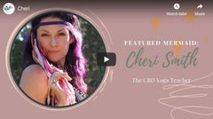 the cbd yoga teacher reiki healing crystals Cheri Smith