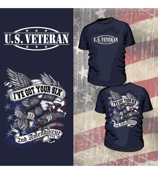 US VETERAN T-SHIRT