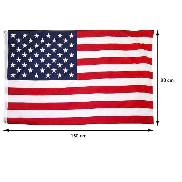 90x150cm American Flag usa Flag Blue Line usa Police Flag of United States the Stars and the Stripes USA Flag