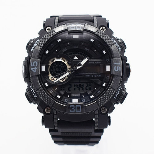 Trendy Waterproof Watches for Men Original Man Watchs Esportivo Mens Brand Digitales Watch Military Clock Tactical Sport Fashion