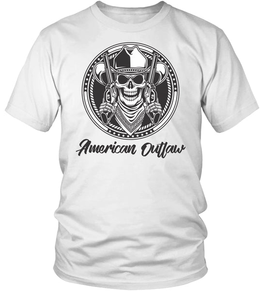 AMERICAN OUTLAW T-SHIRT