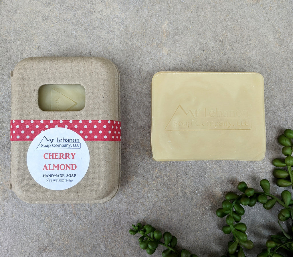 Cherry Almond Soap