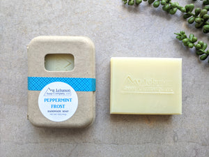 Peppermint Frost Soap