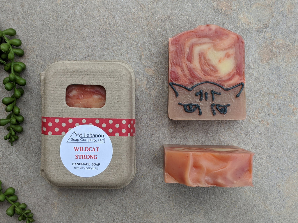 Wildcat Strong Soap