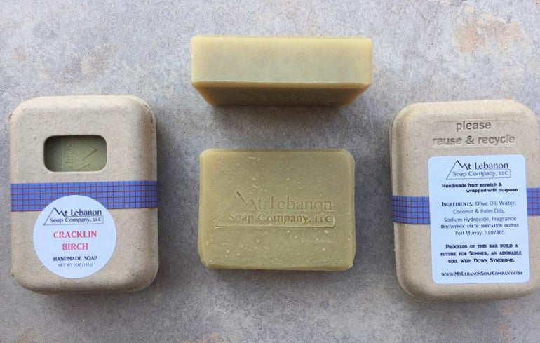 Cracklin Birch Soap