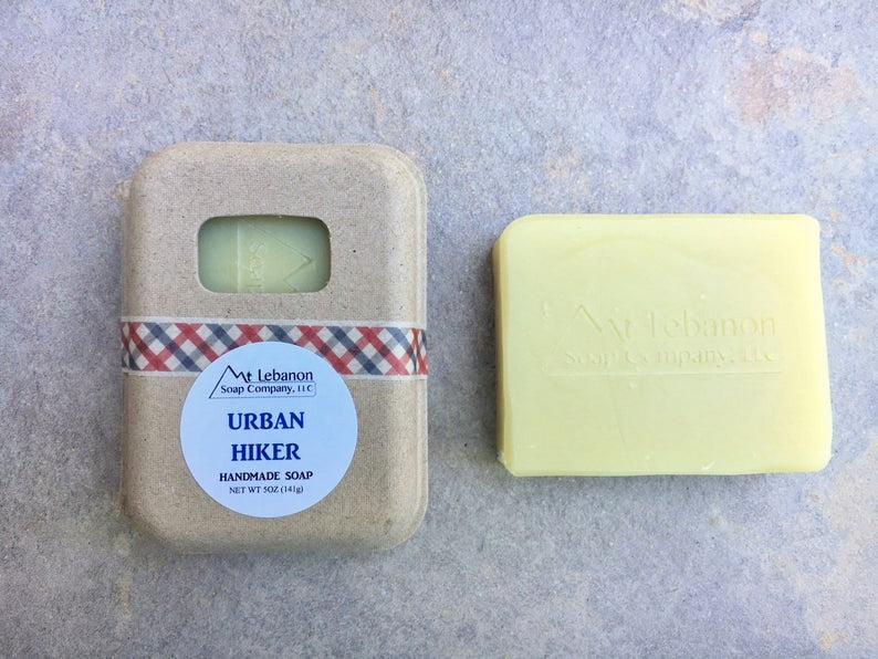 Urban Hiker Soap